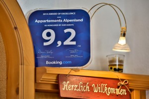 Bewertung Booking com